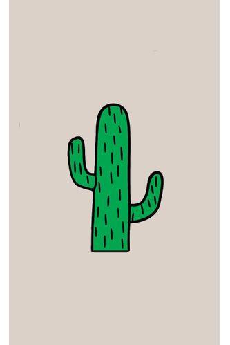 Pin-Cactus-Prata