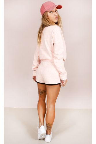 Shorts-Moletom-Candy-Rosa