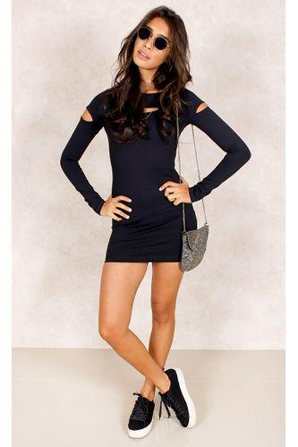 34.vestido.preto.fashioncloset