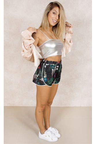 233.shorts.floral.fashioncloset