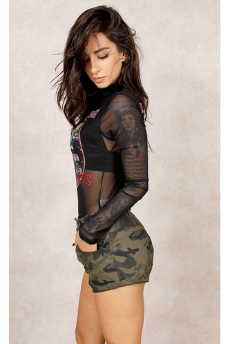Shorts-Hot-Pants-Camo