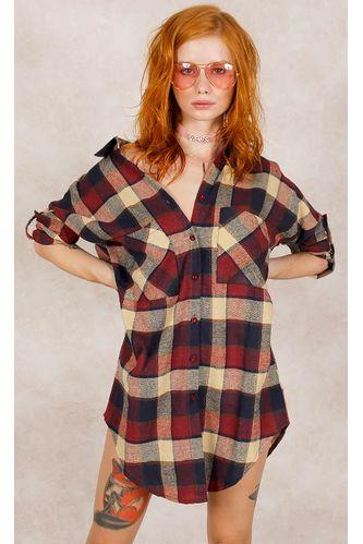 Camisa-Xadrez-Longa-Estampa