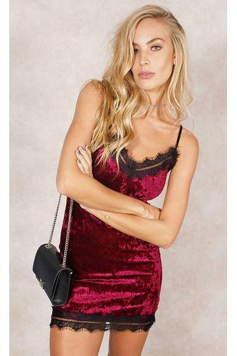 Vestido-Hot-Veludo-Burgundy