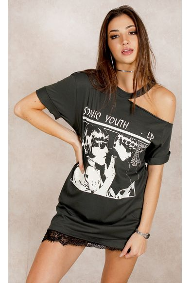 Tee-Dress-Sonic-Youth-Chumbo