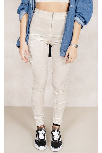 Calca-Hot-Pants-Velvet-American-Off-White