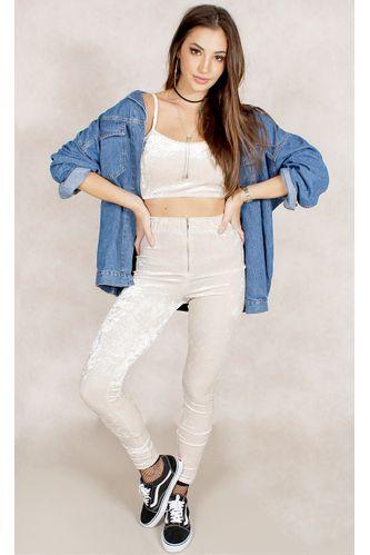 Calca-Hot-Pants-Velvet-American-Off-White