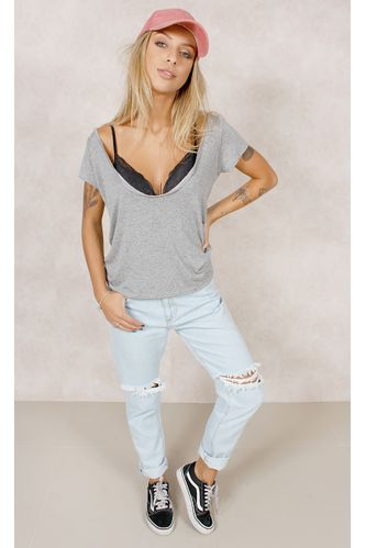 Tee-Fashion-Decote-Basic-Mescla