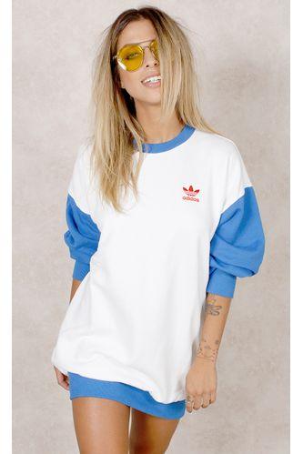 Blusa-Adidas-Archive-Branco