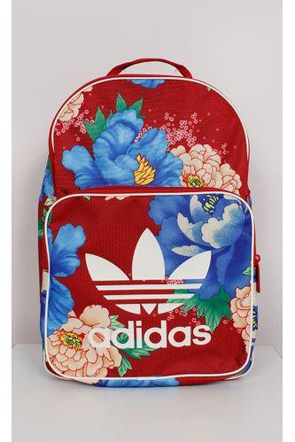 Mochila-Adidas-Classic-Chita-Oriental-Farm-Vermelho