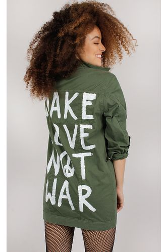 Jaqueta-Militar-Make-Love-Verde
