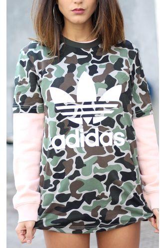 Camiseta-Adidas-Camo-Trefoil-Estampa