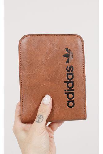 Carteira-Adidas-SP-Passp-Marrom