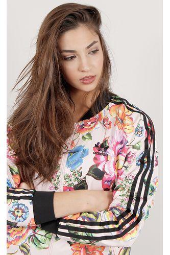Jaqueta-Adidas-Floral-Farm-Estampa