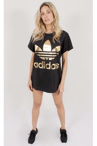 camiseta-adidas-big-trefoil-preto