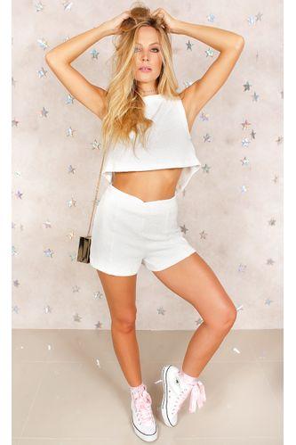 100.shorts.branco.fashioncloset