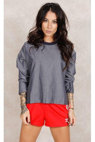 Blusa-Adidas-Sweater-Grafite-