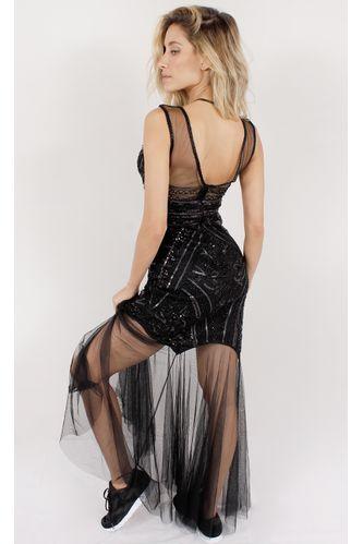 vestido-longo-party-lady-com-paete-preto
