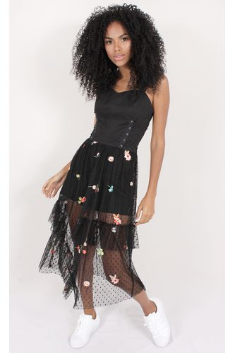 vestido-tule-roses-corpet-preto
