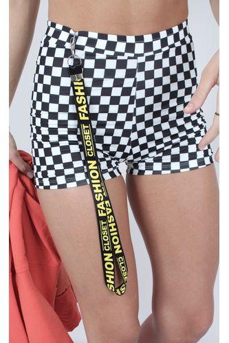 hot-pants-chekerboard-estampa