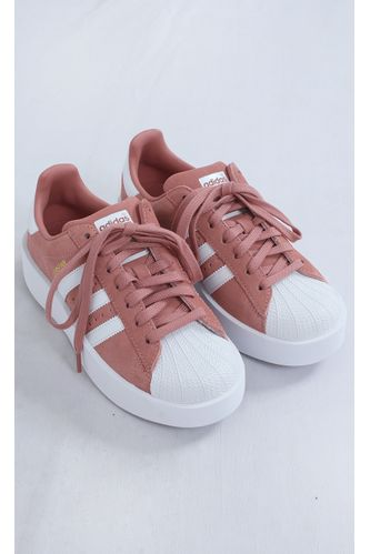 tenis-adidas-superstars-bold-w-rose