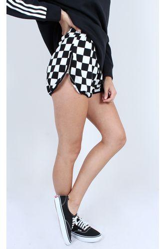 shorts-quadriculado-detalhe-ziper-estampa