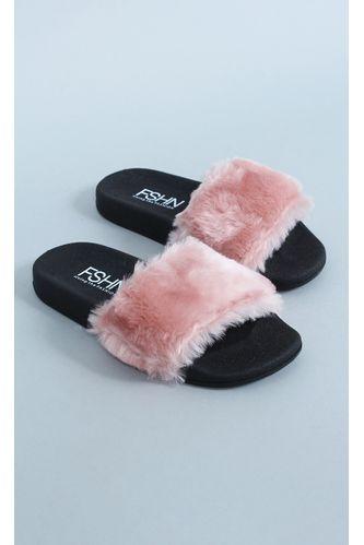 chinelo-slide-fluffy-rosa