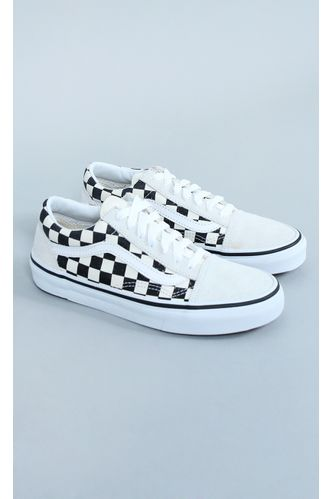 tenis-vans-old-skool-checkerbord-estampa