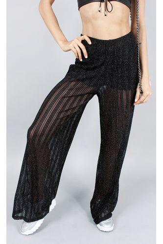 calca-sarah-lurex-stripes-preto