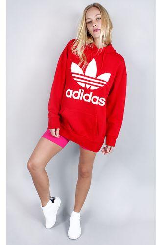 blusa-adidas-tref-over-hoody-vermelho