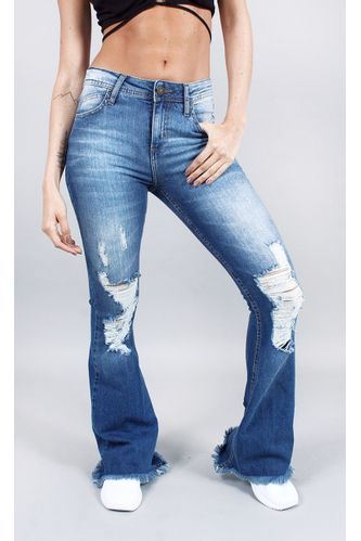 calca-jeans-ripped-flare-jeans