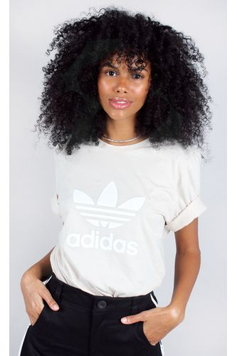 camiseta-adidas-trefoil-creme