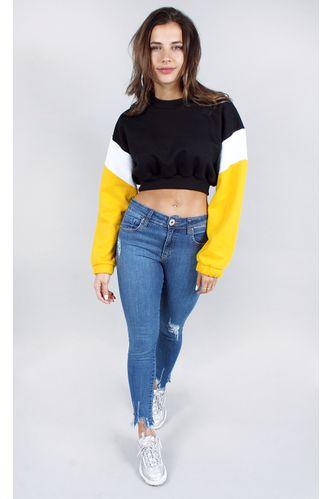 cropped-moletom-blocked-colors-amarelo