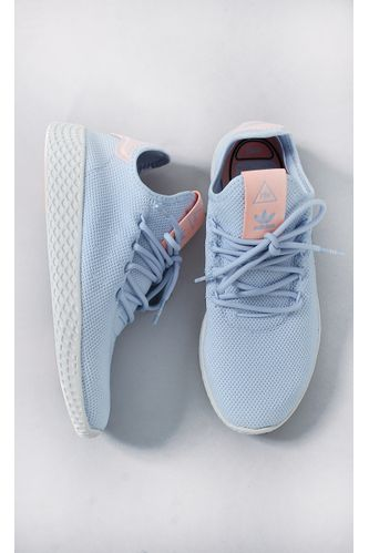 a89b7ee811a ... tenis-adidas-pw-hu-w-azul