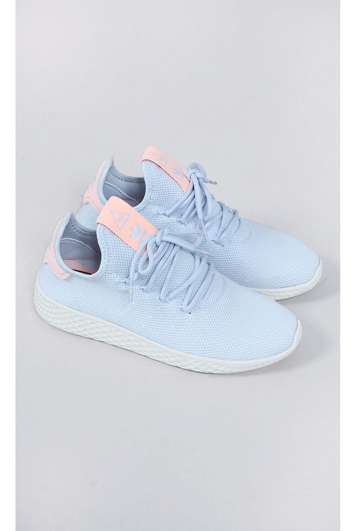 07ae53e4e31 FSHN tênis adidas pw hu w azul - Fashion Closet