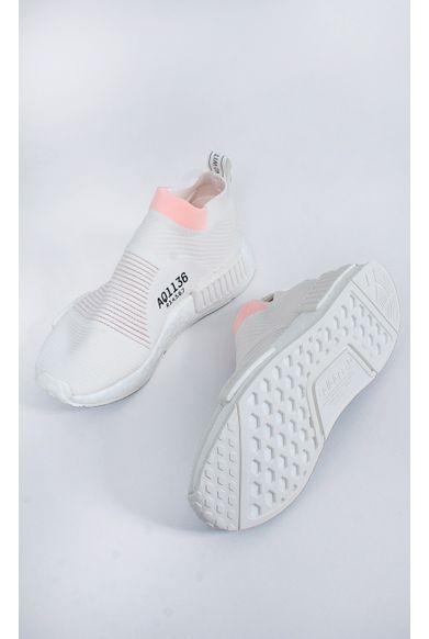 a6c8d67fa FSHN tênis adidas nmd cs1 pk w off white - Fashion Closet