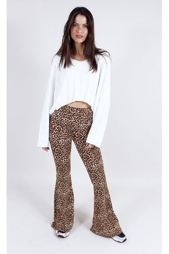 a9d410cb1c FSNH blusa comfy tricot branco - Fashion Closet
