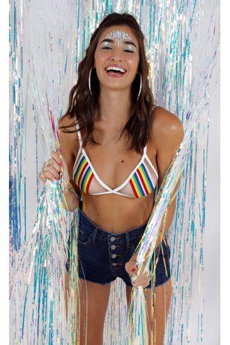 top-bra-rainbow-branco