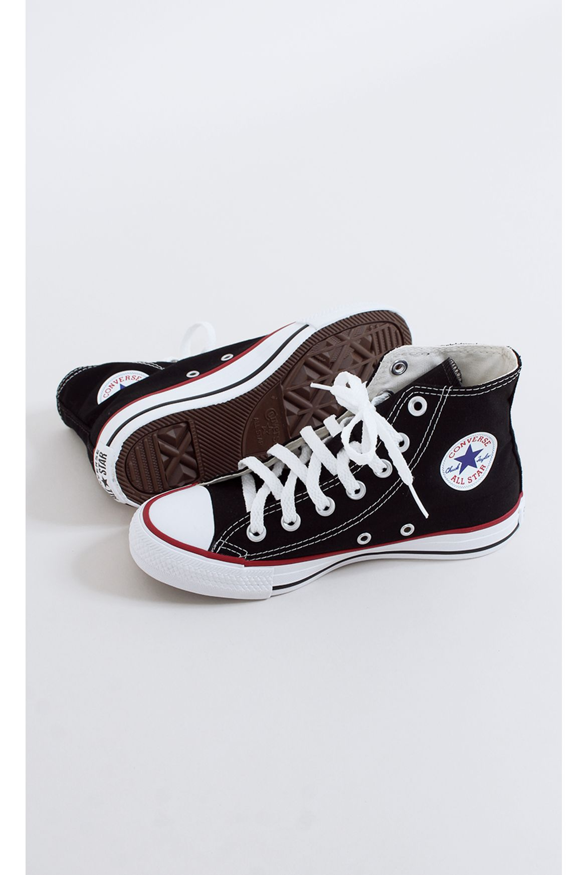 70822d5eed7 FSHN tênis all star chuck taylor preto - Fashion Closet
