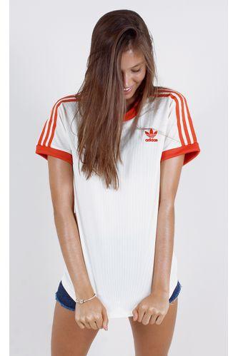 camiseta-adidas-3-stripes-tee-off-white