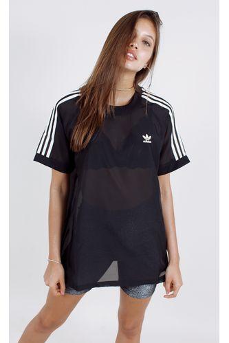 camiseta-adidas-3-stripes-tee-preto