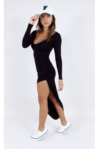 vestido-feelings-drapedo-lateral-preto