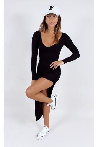vestido-feelings-drapedo-lateral-preto
