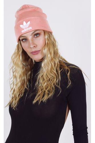 gorro-adidas-trefoil-beanie-rosa