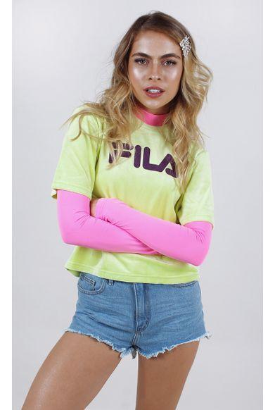 camiseta-fila-florita-verde