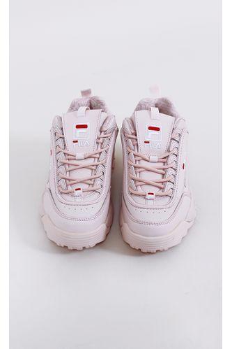 tenis-fila-disruptor-rosa