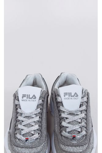 tenis-fila-disruptyor-II-made-in-italy-prata