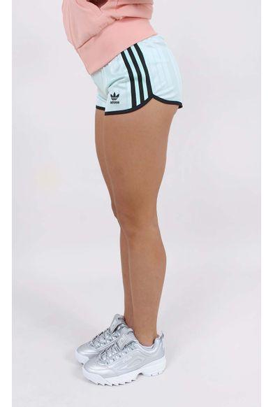 shorts-adidas-listra-preta-verde-agua