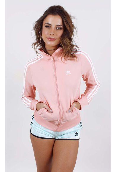 jaqueta-adidas-TT-w--gola-rosa