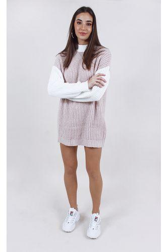 tricot-isabela-bicolor-rosa