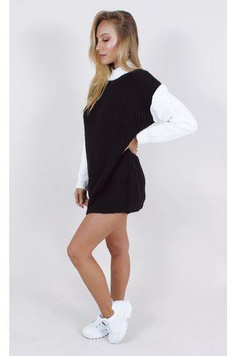 tricot-isabela-bicolor-preto